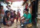 টেকনাফ রোহিঙ্গা শরণার্থী ক্যাম্প পরিদর্শনে ছাত্রনেতা -মো. সোহাগ মাহমুদ